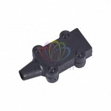 Заглушка для двухжильного иллюминационного кабеля Belt-light