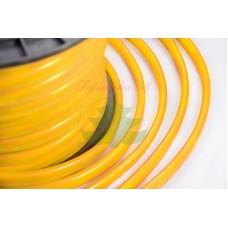LED НЕОН, постоянное свечение, желтый, оболочка желтая, 220В