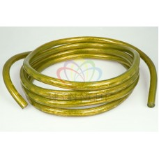Дюралайт на лампах, чейзинг, Чейзинг DL-5W 16мм, желтый