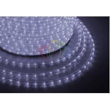 Дюралайт на лампах, чейзинг DL-3W, 13мм, прозрачный, 240V
