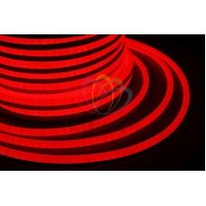 LED НЕОН 360, постоянное свечение, красный 220В