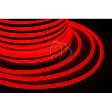 LED НЕОН 360, постоянное свечение, красный 220В,NEON NIGHT