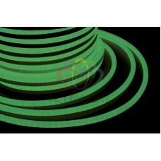 LED НЕОН 360, постоянное свечение, зеленый 220В
