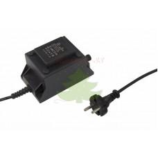 Трансформатор 24В (40Вт) для гирлянды-нить
