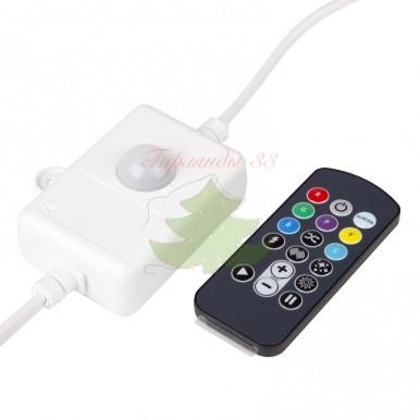 Контроллер для гирлянд RGB
