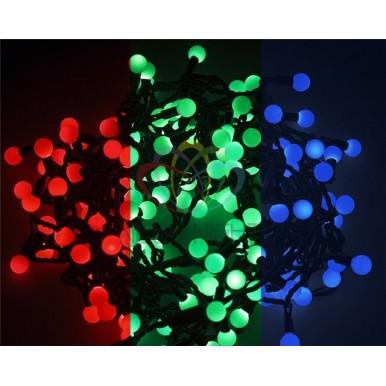 Гирлянда светодиодная МУЛЬТИШАРИКИ, Ø23 мм, 10м,NEON NIGHT