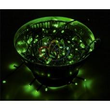 "Гирлянда ""Твинкл Лайт"" 10 м, 100 диодов, цвет зеленый"