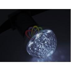 Лампа строб 50мм, ксенон, прозрачная 12Вт