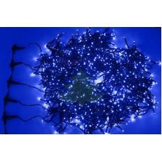 Гирлянда светодидная КЛИП-ЛАЙТ 24V, 5 лучей по 20 метров, СИНИЕ диоды