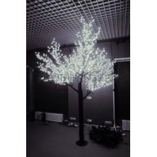 САКУРА светодиодная, высота 1,5м, Ø кроны 1,8м, диоды белые, IP 54