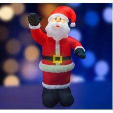 """""""Дед Мороз приветствует"""", 240 см, с подсветкой, IP 65"""
