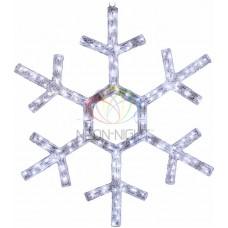 """Фигура """"Снежинка"""", диаметр 91 см, 138 диодов"""