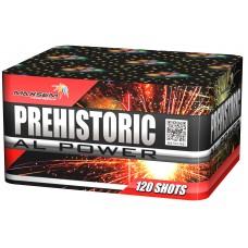 "PREHISTORIC AL POWER, 1,2""/120 залпов, 7 эффектов SB-120-01*"