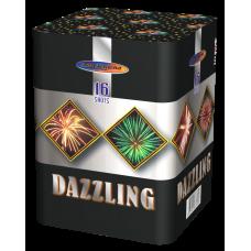 "DAZZLING, 1,0""/16 залпов, 4 эффекта GP505"
