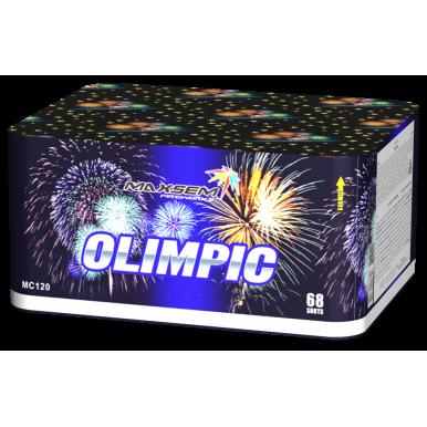 "OLIMPIC, 0,8""-1""-1,2"", 8 эффектов МС120"