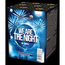 "WE ARE THE NIGHT, 0,8""/16 залпов, 3 эффекта GP497/2"
